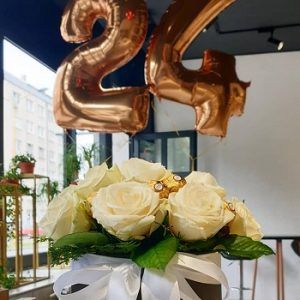 Flower Box i baloni