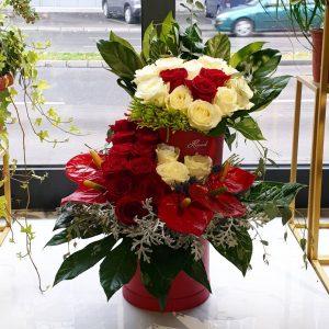 Flower Box na sprat