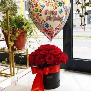 Flower Box i balon